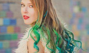 Fine Featherheads TINT hair chalk