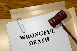 document for a wrongful death lawsuits