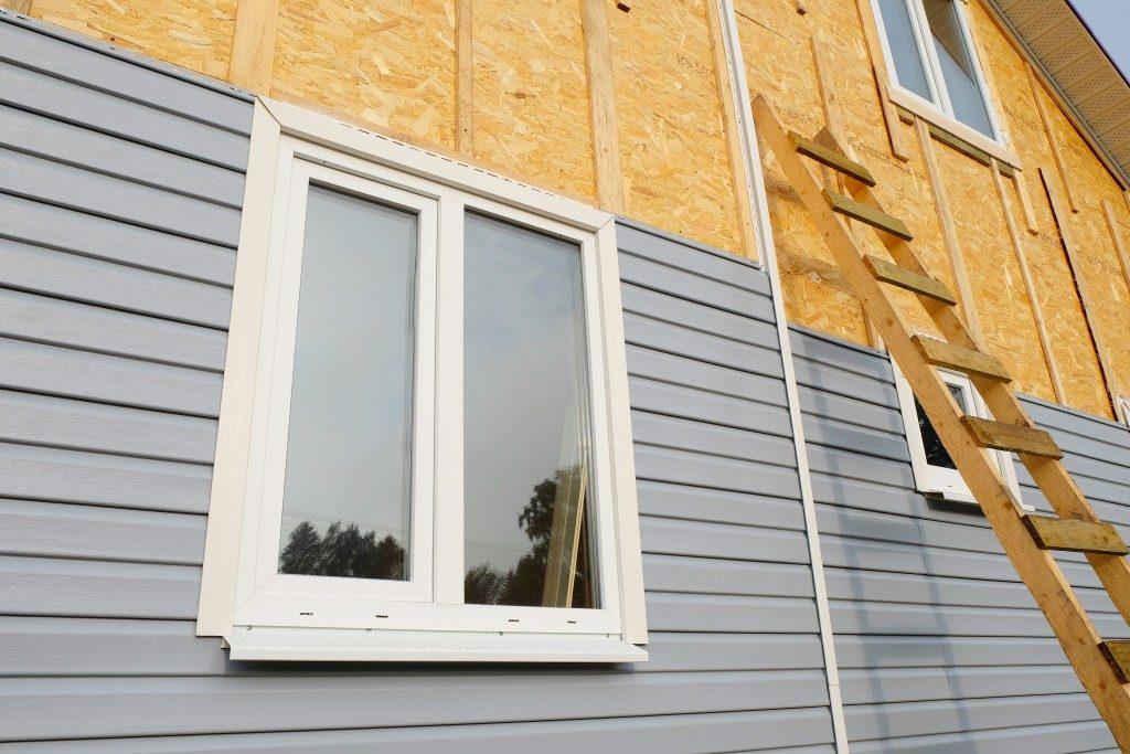 window siding