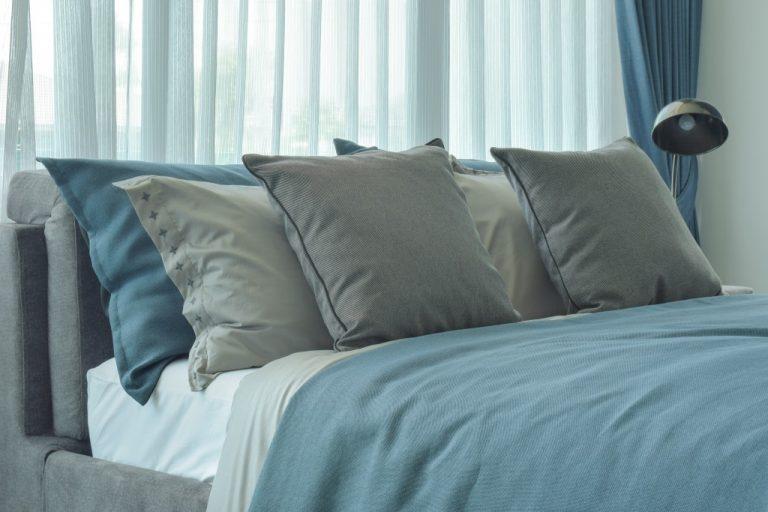 Nice monochromatic bedding