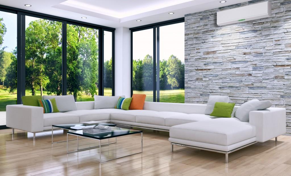 relaxing looking living room