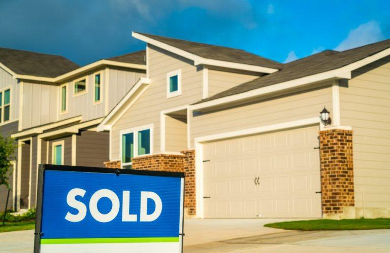 sold real estate property