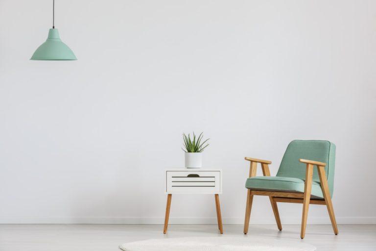 minimalistic home space