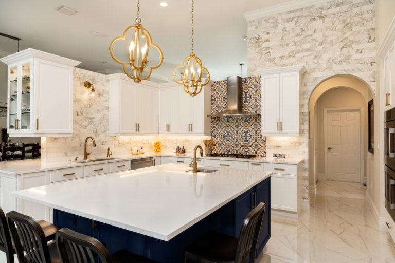 fancy kitchen