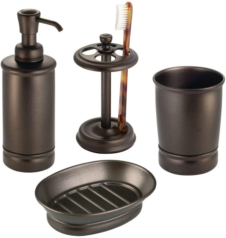 metal-bathroom-vanity-countertop-accessory-set