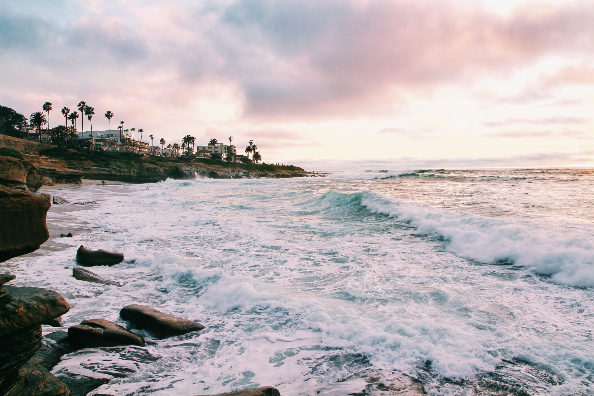 san-diego-california-beach-view