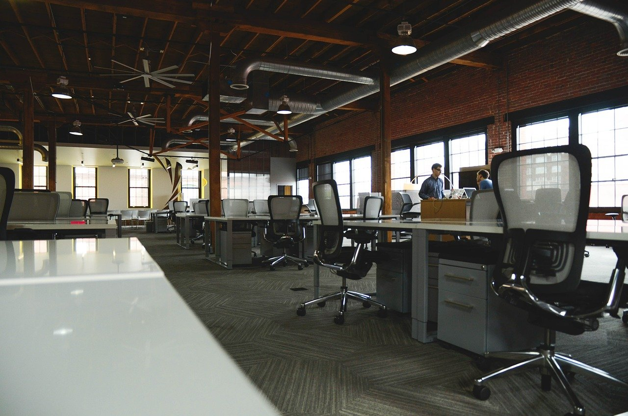 company working space