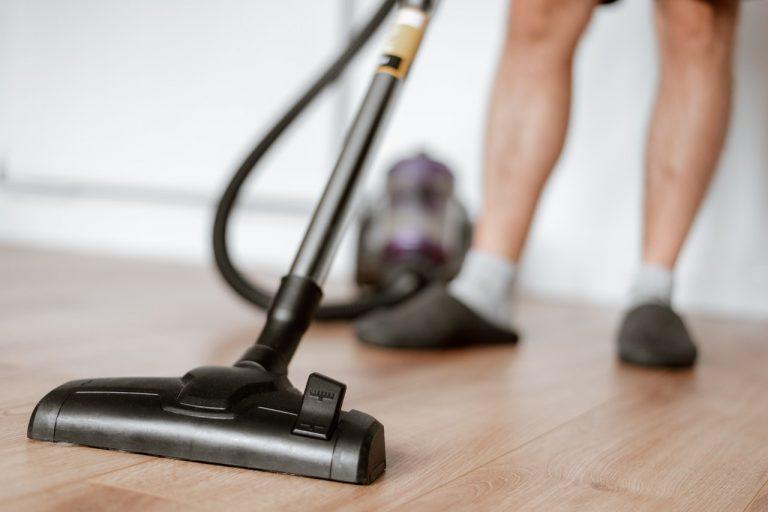 cleaning indoor