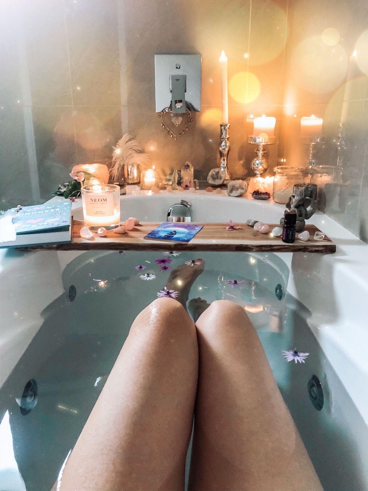 Full Moon Bath Ritual